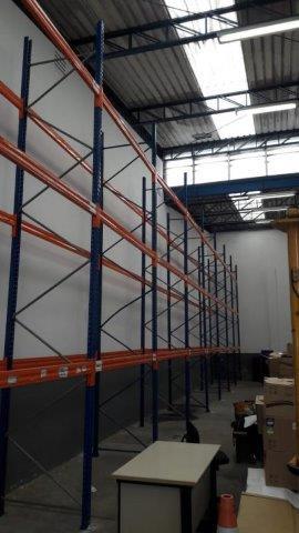 Aluguel de estruturas metálicas para armazenagem