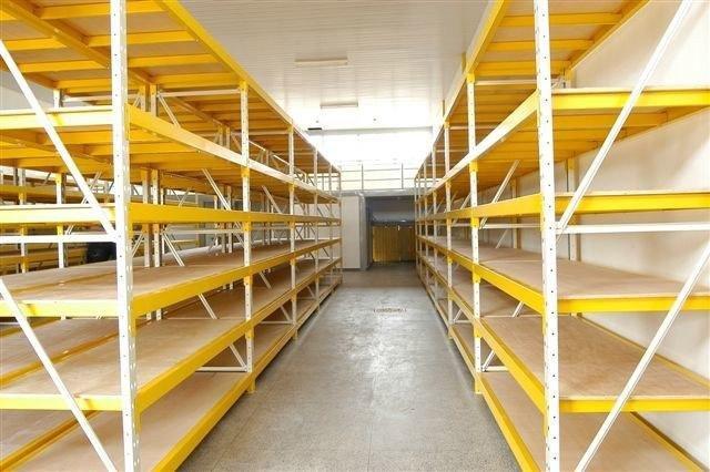 Soluções em armazenagem